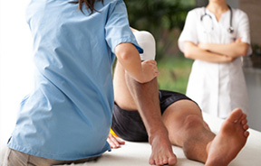 Consultation in sport medicine